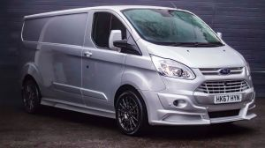 FORD TRANSIT CUSTOM 2.0 TDCI 130 PS 290 VORTEX G-SPORT LIMITED LWB L2 FULLY LOADED WITH EXTRAS - 2634 - 1