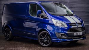 FORD TRANSIT CUSTOM 2.2 TDCI 155 PS 290 SPORT SWB L1 FULLY LOADED WITH EXTRAS - 2637 - 1