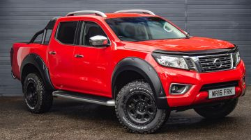 Used NISSAN NP300 NAVARA in Surrey for sale