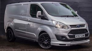 FORD TRANSIT CUSTOM 2.0 TDCI 170PS EURO 6 G-SPORT 290 LIMITED SWB L1 FULLY LOADED WITH EXTRAS - 2642 - 1