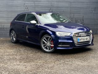 Used AUDI A3 in Surrey for sale