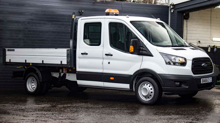 Used FORD TRANSIT in Surrey for sale