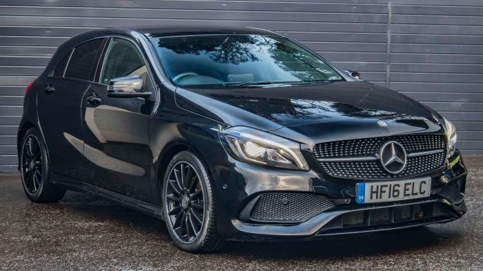 Used MERCEDES A-CLASS in Surrey for sale