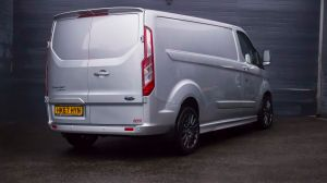 FORD TRANSIT CUSTOM 2.0 TDCI 130 PS 290 VORTEX G-SPORT LIMITED LWB L2 FULLY LOADED WITH EXTRAS - 2634 - 4