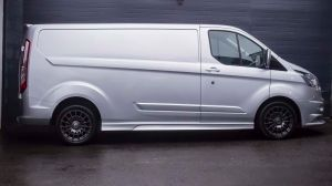 FORD TRANSIT CUSTOM 2.0 TDCI 130 PS 290 VORTEX G-SPORT LIMITED LWB L2 FULLY LOADED WITH EXTRAS - 2634 - 3