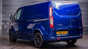 FORD TRANSIT CUSTOM 2.2 TDCI 155 PS 290 SPORT SWB L1 FULLY LOADED WITH EXTRAS - 2637 - 6