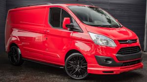 FORD TRANSIT CUSTOM 2.2 TDCI 125 PS 290 L2 LWB G-SPORT LIMITED FULLY LOADED WITH EXTRAS - 2699 - 1