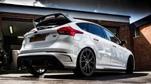 FORD FOCUS RS 2.3 ECOBOOST 350 PS FULLY LOADED WITH EXTRAS INCLUDING RECARO SEATS - 2279 - 11