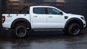 FORD RANGER 2.2 TDCI G-RAPTOR XLT 4X4 DCB FULLY LOADED WITH EXTRAS - 2679 - 9