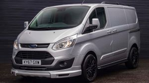 FORD TRANSIT CUSTOM 2.0 TDCI 170PS EURO 6 G-SPORT 290 LIMITED SWB L1 FULLY LOADED WITH EXTRAS - 2642 - 4