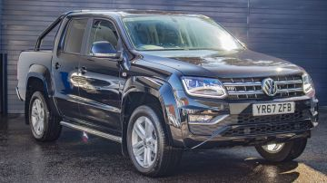 Used VOLKSWAGEN AMAROK in Surrey for sale