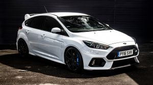 FORD FOCUS RS 2.3 ECOBOOST 350 PS FULLY LOADED WITH EXTRAS INCLUDING RECARO SEATS - 2279 - 2