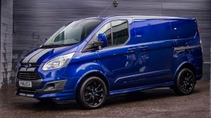 FORD TRANSIT CUSTOM 2.2 TDCI 155 PS 290 SPORT SWB L1 FULLY LOADED WITH EXTRAS - 2637 - 9