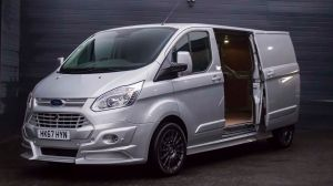 FORD TRANSIT CUSTOM 2.0 TDCI 130 PS 290 VORTEX G-SPORT LIMITED LWB L2 FULLY LOADED WITH EXTRAS - 2634 - 9