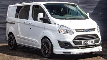 Used FORD TRANSIT CUSTOM in Surrey for sale