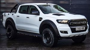 FORD RANGER 2.2 TDCI G-RAPTOR XLT 4X4 DCB FULLY LOADED WITH EXTRAS - 2679 - 2