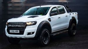 FORD RANGER 2.2 TDCI G-RAPTOR XLT 4X4 DCB FULLY LOADED WITH EXTRAS - 2679 - 4