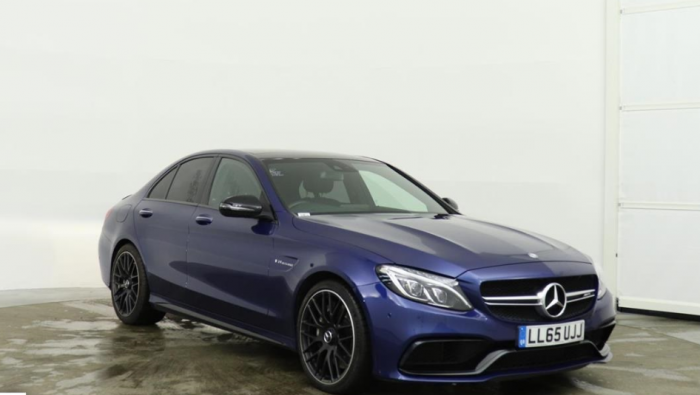 Used MERCEDES C-CLASS in Surrey for sale