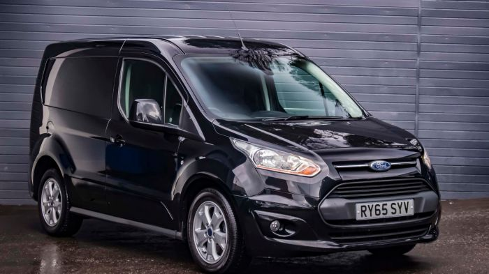 Used FORD TRANSIT CONNECT in Surrey for sale