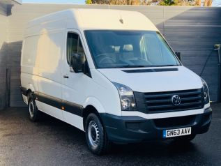Used VOLKSWAGEN CRAFTER in Surrey for sale