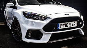 FORD FOCUS RS 2.3 ECOBOOST 350 PS FULLY LOADED WITH EXTRAS INCLUDING RECARO SEATS - 2279 - 1