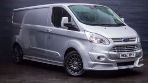 FORD TRANSIT CUSTOM 2.0 TDCI 130 PS 290 VORTEX G-SPORT LIMITED LWB L2 FULLY LOADED WITH EXTRAS - 2634 - 2