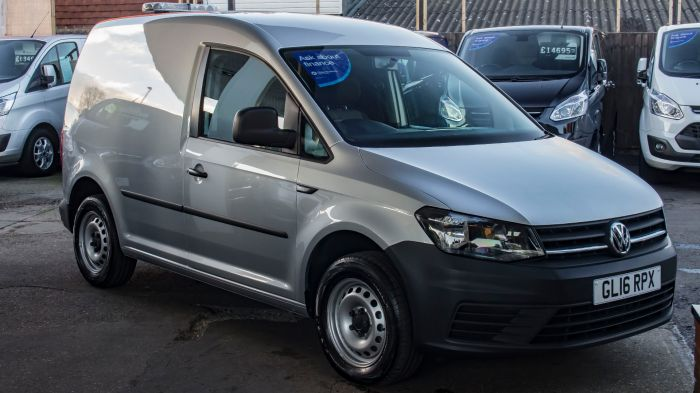 Used VOLKSWAGEN CADDY in Surrey for sale