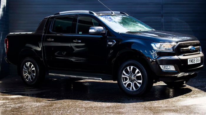 Used FORD RANGER in Surrey for sale