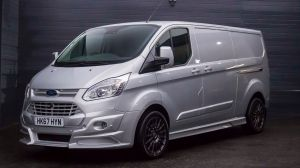 FORD TRANSIT CUSTOM 2.0 TDCI 130 PS 290 VORTEX G-SPORT LIMITED LWB L2 FULLY LOADED WITH EXTRAS - 2634 - 8