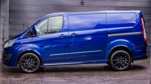 FORD TRANSIT CUSTOM 2.2 TDCI 155 PS 290 SPORT SWB L1 FULLY LOADED WITH EXTRAS - 2637 - 7