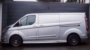 FORD TRANSIT CUSTOM 2.0 TDCI 130 PS 290 VORTEX G-SPORT LIMITED LWB L2 FULLY LOADED WITH EXTRAS - 2634 - 18