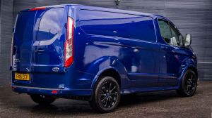 FORD TRANSIT CUSTOM 2.2 TDCI 155 PS 290 SPORT SWB L1 FULLY LOADED WITH EXTRAS - 2637 - 4