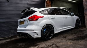 FORD FOCUS RS 2.3 ECOBOOST 350 PS FULLY LOADED WITH EXTRAS INCLUDING RECARO SEATS - 2279 - 23