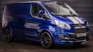 FORD TRANSIT CUSTOM 2.2 TDCI 155 PS 290 SPORT SWB L1 FULLY LOADED WITH EXTRAS - 2637 - 2